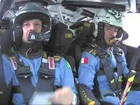 WRC瑞典站SS11:伯特利冲线成绩不幸垫底