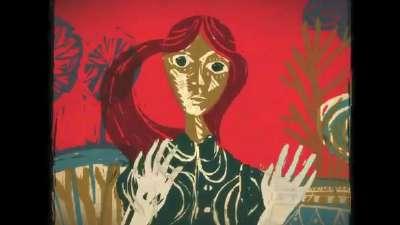 2017年第89届奥斯卡最佳动画短片提名《Blind Vaysha》(看不见现在的维莎)预告片