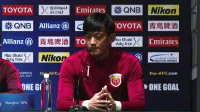 颜骏凌:对手进攻力很强 但是我们的火力更胜一筹