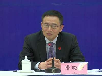 2017年湖南省全面推行河长制新闻发布会