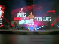 Bellator177勇士格斗赛 丹尼尔说唱上场自信满满