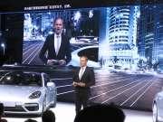 三款保时捷Panamera上海车展首发