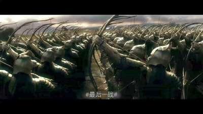 《霍比特人3:五军之战》定档1月23日 2015年最强史诗震撼开年