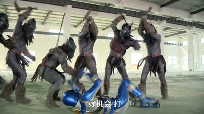 巨神战击队第二部03