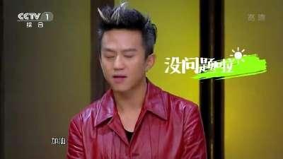 谢娜搭档哈林搞怪主持 邓超模仿刘德华玩穿越