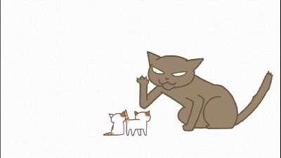 佝偻猫034话