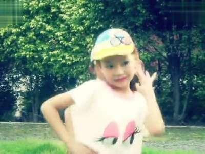小苹果儿童舞蹈 小苹果广场舞