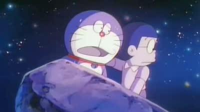 哆啦a梦1981剧场版 大雄的宇宙开拓史 国语