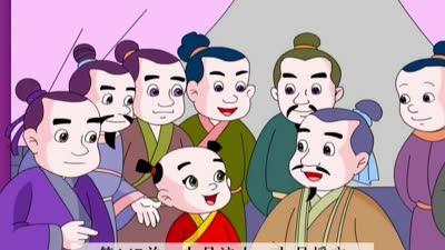 中外名人成长故事03