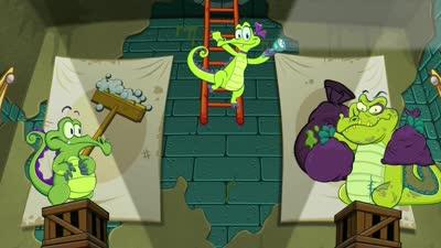 鳄鱼小顽皮历险记 第03话