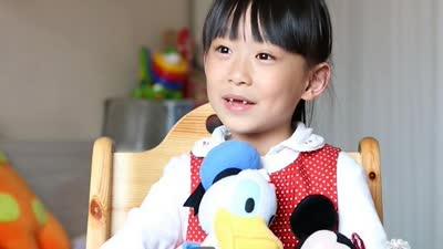 迪士尼小公主-沈德馨