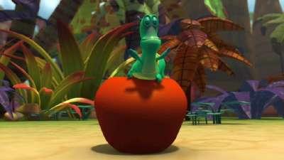 诺诺森林二33_麻烦的苹果