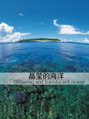 晶莹的海洋