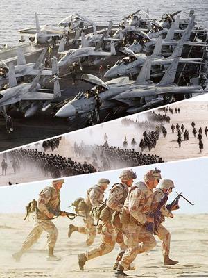 海湾战争全纪录