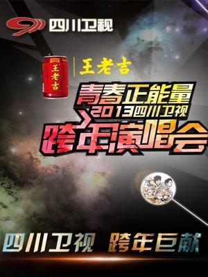 四川卫视2013青春正能量跨年演唱会