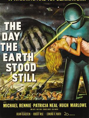 地球停转之日 1951年版
