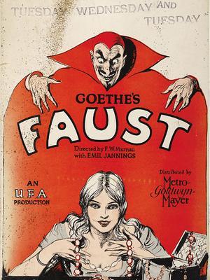 浮士德1926年德国版