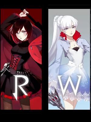 RWBY红白黑黄