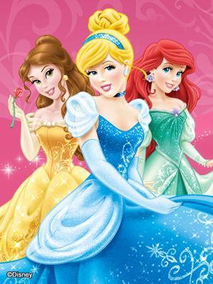 迪士尼小公主视频
