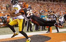NFL第2周全场录播 辛辛那提猛虎vs匹兹堡钢人