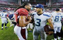 NFL第7周全场录播 亚利桑那红雀VS西雅图海鹰