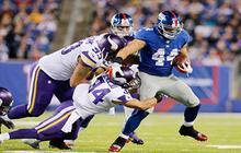 NFL第7周全场录播 明尼苏达维京人vs纽约巨人