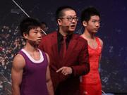 《大梦想秀》20131115:体操王子被批不是冠军 孙浩面战K歌之王