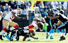 NFL第19周全场录播 卡罗莱纳黑豹vs旧金山49人