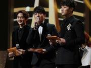 第28届金唱片举行 韩众艺人出席亮相