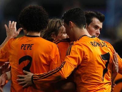 13-14赛季第28轮 马拉加VS皇家马德里