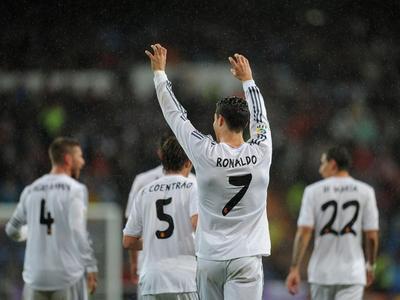 13-14赛季第31轮 皇家马德里VS巴列卡诺