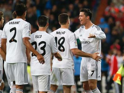 13-14赛季第35轮 皇家马德里VS奥萨苏纳