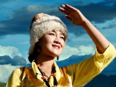降央卓玛倾情献唱公益歌曲《我以茶之名》图片