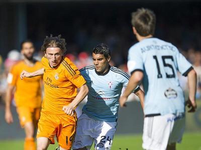 13-14赛季第37轮 塞尔塔VS皇家马德里