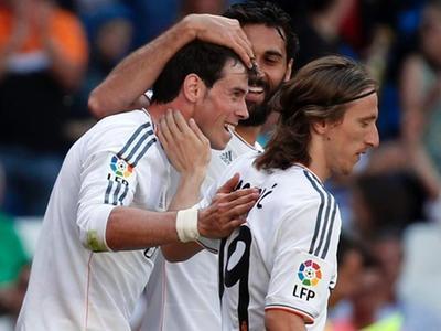 13-14赛季第38轮 皇家马德里VS西班牙人