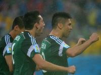 佩拉尔塔补射破门 墨西哥队1-0领先喀麦隆