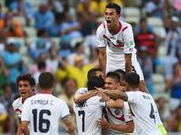 杜阿尔特头球破门 哥斯达黎加2-1反超比分