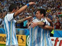 阿根廷2-1波黑 梅西破门波黑送乌龙