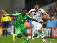 全场回放-伊朗0-0尼日利亚 两队闷平场面乏善可陈