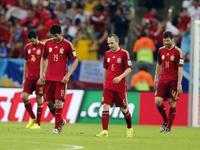 全场回放-西班牙0-2智利 卫冕冠军两连败提前回家