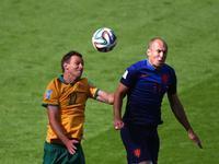 全场回放-澳大利亚2-3荷兰 罗本范佩西进球荷兰逆转