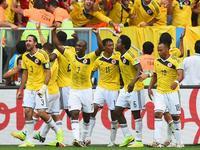 全场回放-哥伦比亚2-1科特迪瓦 詹罗破门热鸟进球难救主