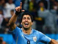 苏亚雷斯独闯龙潭破门 乌拉圭2-1再度领先