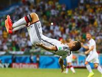 全场回放-德国2-2加纳 格策破门克洛泽追平大罗纪录