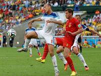 比利时1-0俄罗斯 95后新星惊艳绝杀