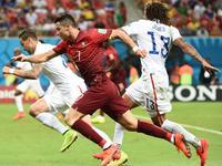 全场回放-美国2-2葡萄牙 纳尼首球C罗助队友扳平救主