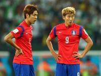 韩国2-4阿尔及利亚 太极虎2场仅1分出线堪忧