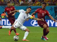 葡萄牙2-2美国 瓦雷拉补时扳平留晋级希望