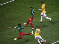 马塞洛助攻内马尔破门 巴西2-1反超喀麦隆