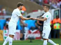 英格兰0-0哥斯达黎加 三狮军遭淘汰双德告别